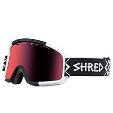 Маска для сноуборда Shred Monocle Bigshow Black-white