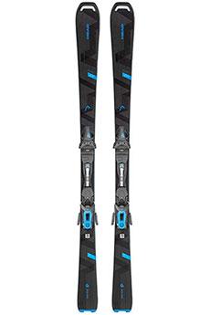 Лыжи горные Head Pure Joy Slr + Joy 9 Gw Slr Brake 85 148 Black/Blue