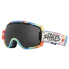 Маска для сноуборда Shred Stupefy Jerry Hydro Tie-dye