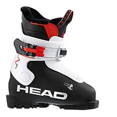 Лыжные ботинки детские Head Z1 Black-white
