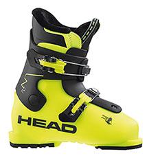 Лыжные ботинки детские Head Z2 Yellow-black