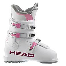 Лыжные ботинки женские Head Z3 White-pink