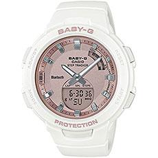 Кварцевые часы женские Casio Baby-G 69135 bsa-b100mf-7aer