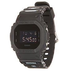 Часы Casio G-Shock x Юнион DW5600 Black