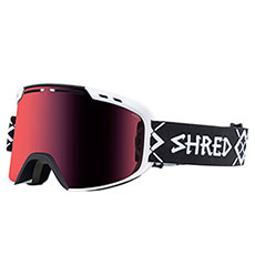 Маска для сноуборда Shred Amazify Bigshow Black/White