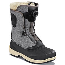 Ботинки для сноуборда женские Head Operator Boa Grey