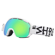 Маска для сноуборда Shred Smartefy Whiteout White