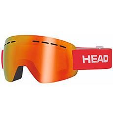 Маска для сноуборда Shred Solar Red