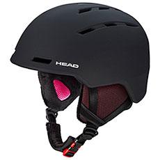 Шлем для сноуборда женский Head Valery Black