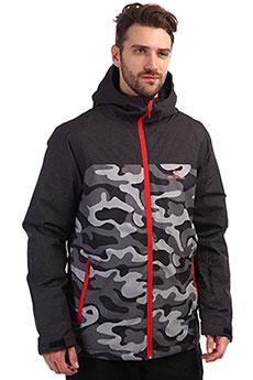 Куртка утепленная Rip Curl Enigma Ptd Aurora Red
