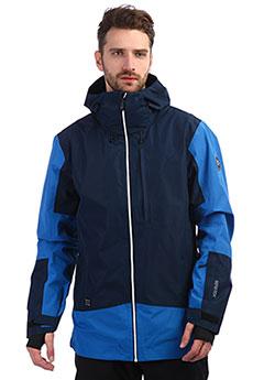 Куртка утепленная QUIKSILVER Forever 2l Dress Blues