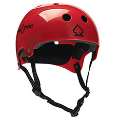 Шлем для сноуборда Pro-Tec Bucky Trans Red