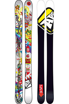 Лыжи горные женский Apo Marielle 155 Multicolor