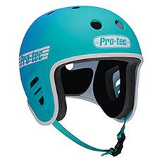 Шлем для скейтборда Pro-Tec Fullcut Teal/Blue Fade