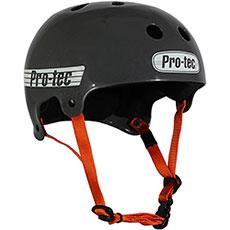 Шлем для скейтборда Pro-Tec Bucky Solid Gunmetal Gray