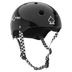 Шлем для скейтборда Pro-Tec Classic Skate Black Checker