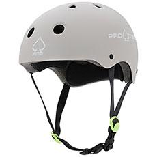 Шлем для скейтборда Pro-Tec Classic Skate Matte Light Gray