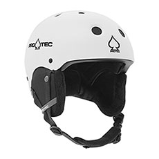 Шлем для сноуборда Pro-Tec Classic Certified Snow Matte White