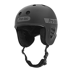 Шлем для сноуборда Pro-Tec Full Cut Certified Snow Matte Black