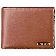 Кошелек Dakine Archer Coin Wallet Brown