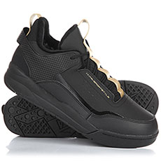 Ботинки зимние ANTA Утеплённые Чёрный