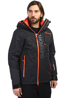 Куртка SuperDry Sport Super Sd Multi Scratch Black