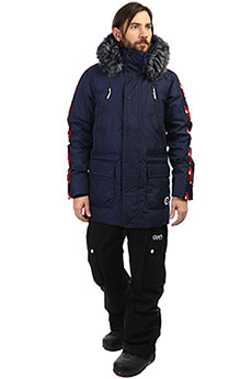 Парка SuperDry Sport Canadian Mountain Range Down p Navy