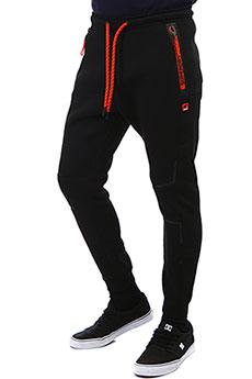 Штаны спортивные SuperDry Sport Gym Tech Stretch Jogger Black