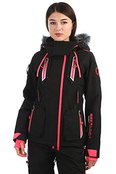 Куртка женская SuperDry Sport Ultimate Snow Action Jacket Black