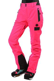 Штаны сноубордические женские SuperDry Sport Naw Snow Pant Acid Pink