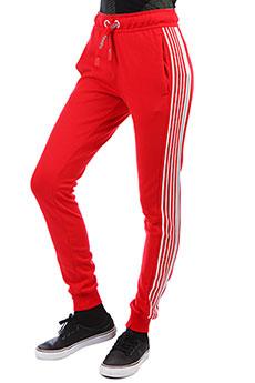 Штаны спортивные женские SuperDry Sport Combat sport Jogger Red