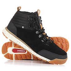 Ботинки высокие Element Donnelly Light Black Gum