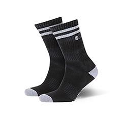 Носки Element Cloudy Socks Black Tie Dye