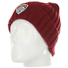 Шапка Element Counter Beanie Brick Red