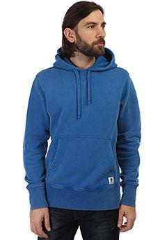 Толстовка кенгуру Element Neon Snorkel Blue