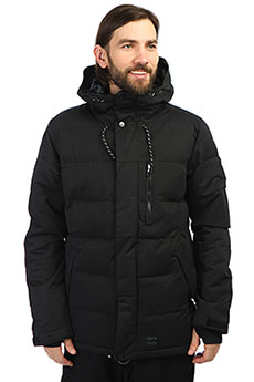 Куртка Billabong Glacier Puffer Black