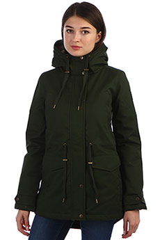 Куртка парка Element Misty Twill Olive Drab