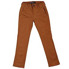 Штаны прямые детские Element Howland Classic Bronco Brown