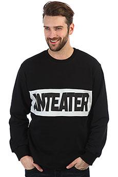 Толстовка классическая Anteater Hoodlong-combo Black