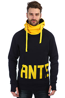 Толстовка сноубордическая Anteater Hoodie-combo Yellow