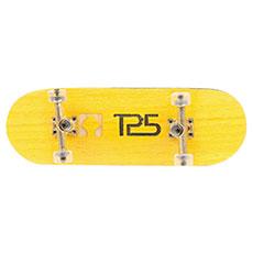 Фингерборд Turbo-FB П10 Wide 32м Yellow/Silver/Clear