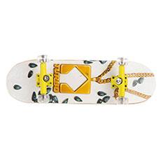 Фингерборд Turbo-FB комплект в боксе П9 Turbo Logo/White/Yellow/Clear