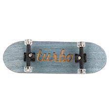 Фингерборд Turbo-FB комплект в боксе П10 Light Blue/Black/Clear