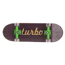 Фингерборд Turbo-FB комплект в боксе П10 Purple/Green/Clear