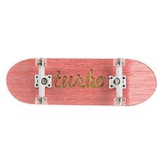 Фингерборд Turbo-FB комплект в боксе П10 Pink/White/Clear