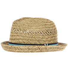 Шляпа Globe Spencer Fedora Natural