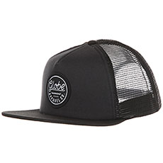 Бейсболка с сеткой Globe Expedition Trucker Snap Back Smoke