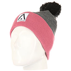 Шапка WearColour Bliss Beanie Grey Melange