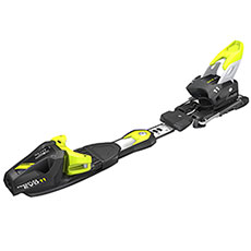 Крепления для лыж Head Freeflex Evo 11 Brake 85 Matt Black/White/Flash Yellow