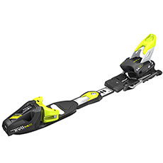 Крепления для лыж Head Freeflex Evo 14 X Brake 85 Matt Black/White/Flash Yellow